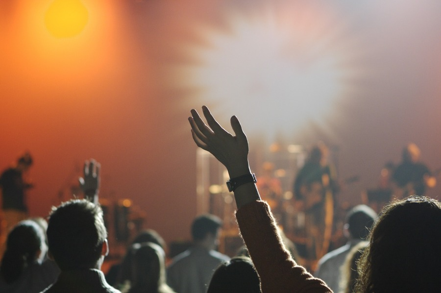 The Church is not forentertainment